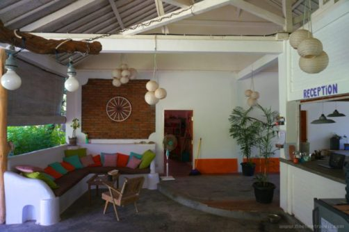 common area main house